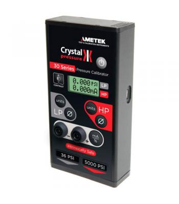 Ametek Crystal 30 Series Single Digital Pressure Calibrator
