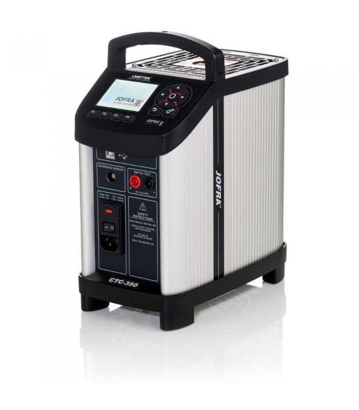 Ametek CTC-350A [CTC350A230AM01XXFCX] Temperature Calibrator, Basic, 230V, 28 to 350°C (82 to 662°F) w/ Multi-Hole (3mm, 2 x 4mm, 5mm, 6mm, 9mm)