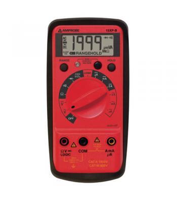 Amprobe 15XP-B Digital Multimeter VolTect™ Non-Contact Voltage Detection