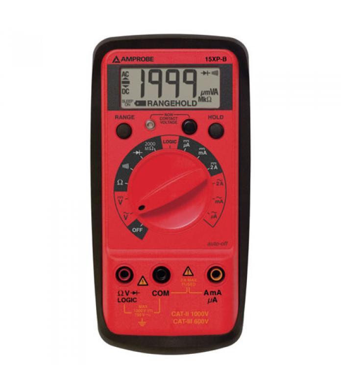 Amprobe 15XP-B [3534088] Digital Multimeter VolTect™ Non-Contact Voltage Detection