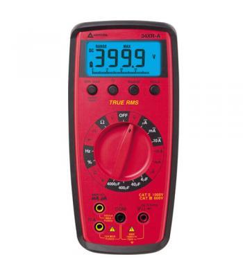 Amprobe 34XR-A Digital Multimeter