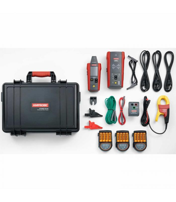 Amprobe AT6030 [AT-6030] Advanced Wire Tracer Kit with CT-400 Signal Clamp