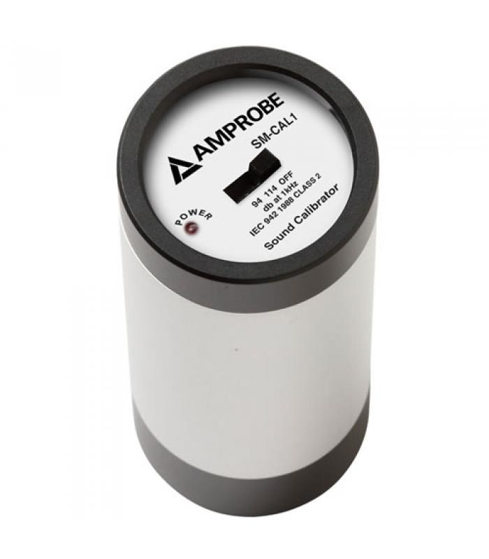 Amprobe SM-CAL1 [SM-CAL1] Sound Meter Calibrator with Two Output Levels of 94dB and 114dB