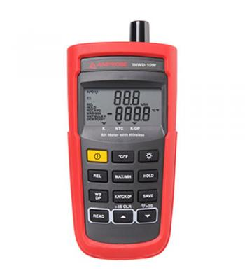 Amprobe THWD-10 [THWD-10W] Wireless Temperature and Relative Humidity Meter