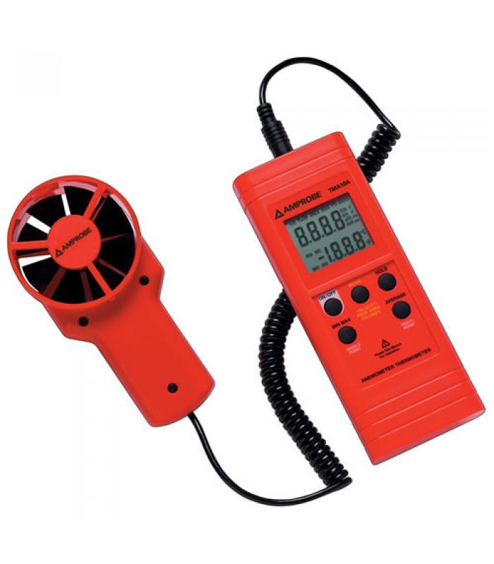 Amprobe TMA10A [2817785] Anemometer with Flexible Precision Vane