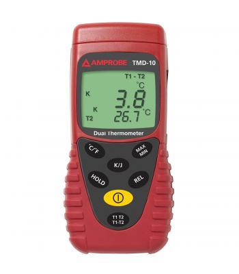 Amprobe TMD-10 [TMD-10] Dual Temperature Meter