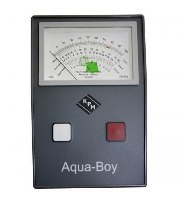 KPM Aqua-Boy TEMI [TEMI] Textiles Moisture Meter (No Electrodes)