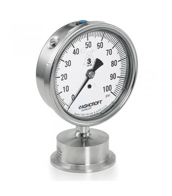 Ashcroft 1032 [201032] Sanitary Pressure Gauge  2 in Dial Size
