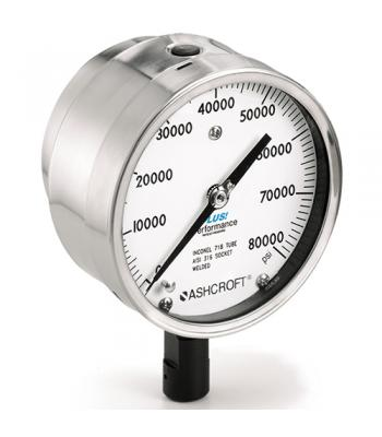 Ashcroft 1109 [451109] Pressure Gauge 4.5 In Dial Size