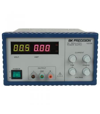 BK Precision 1623A [1623A-220V] Digital Display DC Power Supply, 60V/1.5A, 220VAC Line Input