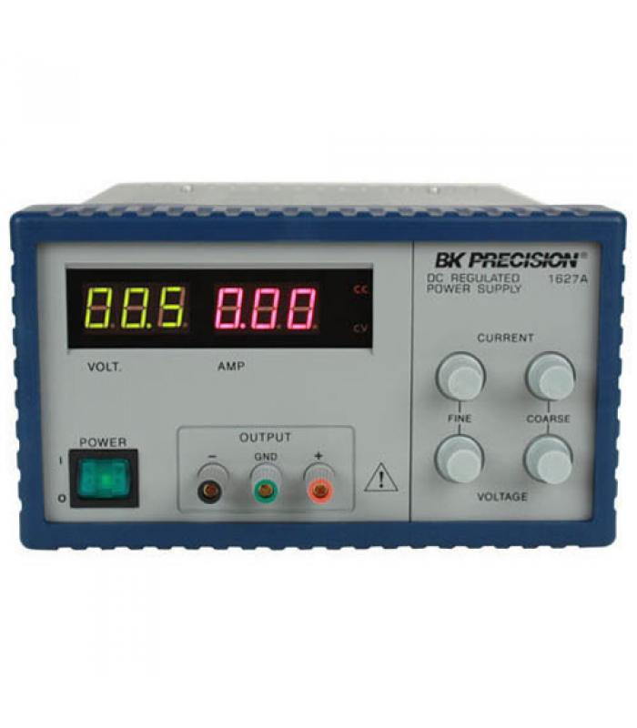 BK Precision 1627A [1627A-220V] Digital Display DC Power Supply, 30V/3A, 220VAC Line Input