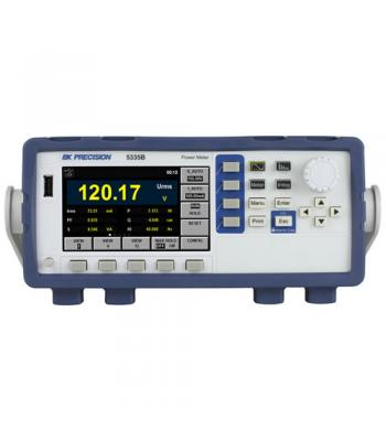 BK Precision 5335B [5335B] Single-Phase AC/DC Power Meter with USB, GPIB, RS232 and LAN interfaces