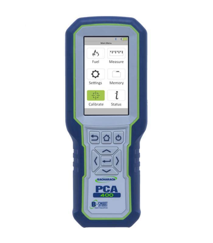 Bacharach PCA400 [2413-1310] Portable Combustion Analyzer O2, CO, NO, SO2