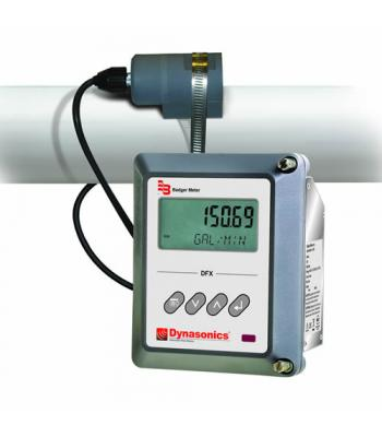 Dynasonics Series DFX Doppler Ultrasonic Flow Meter