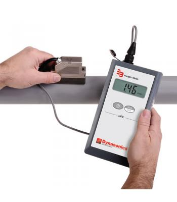 Badger Meter Dynasonics UFX Series Hand Held Doppler Ultrasonic Flow Meter