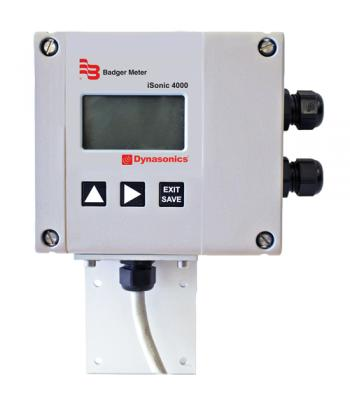 Badger Meter Dynasonics iSonic 4000 Open Channel Flow Meter