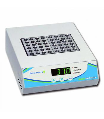 Benchmark Scientific BSH1002 [BSH1002-E] Two-Block Digital Dry Bath, 230V