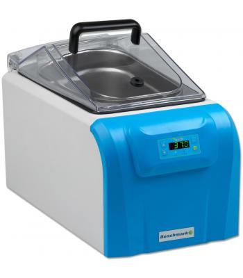 Benchmark Scientific B2000-4 [B2000-4-E] MyBath 4L Digital Water Bath supplied with 3 Racks, 230V