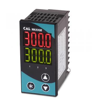 CAL Controls MAXVU08 Temperature Controller