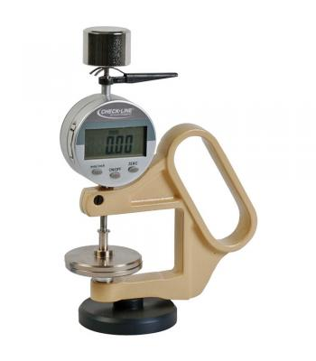 Checkline J-40 Series [J-40] Digital Thickness Gauge for Textiles and Non-Woven Textiles