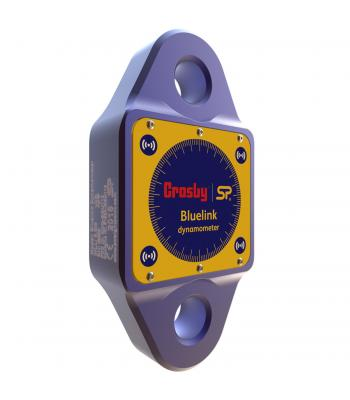 Crosby Straight Point BLD6T5 [2789218] BlueLink Bluetooth Dynamometer, 14,300 lbs / 6.5 Ton Without Shackle
