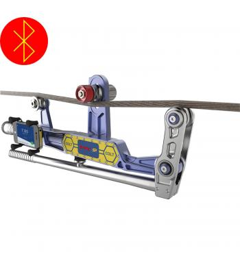 Crosby Straight Point COLT5T [2789000] Bluetooth Clamp on line Tensiometer, 11,000 lbs / 5000 kg