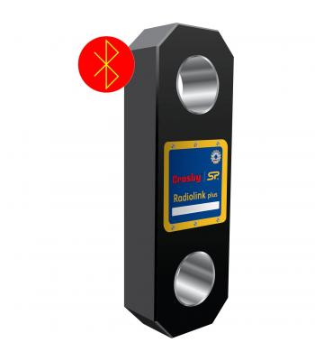 Crosby Straight Point Compound Plus BLE [CP-BLE] Wireless Bluetooth Load Cell / Dynamometer Without Shackles