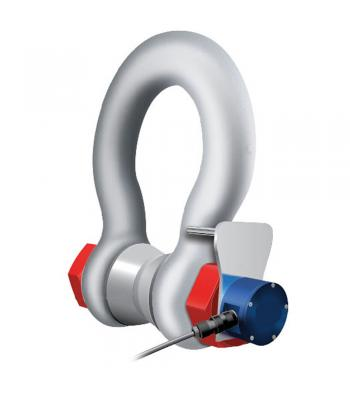 Crosby Straight Point SLB3.25T [2789106] Cabled Load Shackle, 7,150 lbs / 3.25 Ton