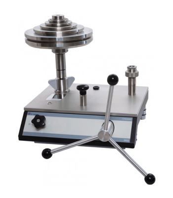 DH-Budenberg CPB5800 [CPB5800-H-HT-ZZZ-Z-ZZ] Deadweight Tester, Mineral oil, 1200 bar / 16,000 psi