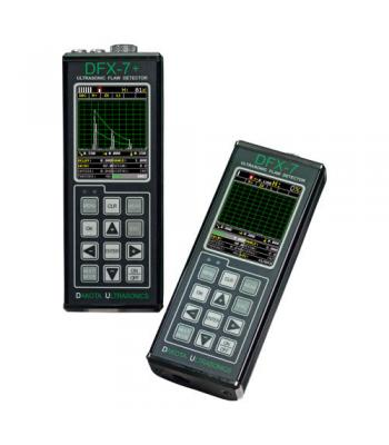 Dakota Ultrasonics DFX-7 Series Flaw Detector & Thickness Gauge