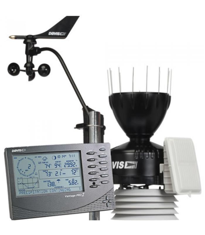 Davis 6152 [6152C] Cabled Vantage Pro2 Weather Station
