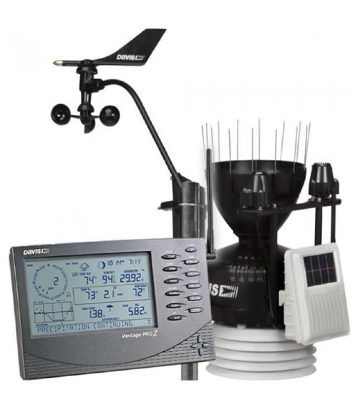 Davis 6162 [6162] Wireless Vantage Pro2 Plus Weather Station