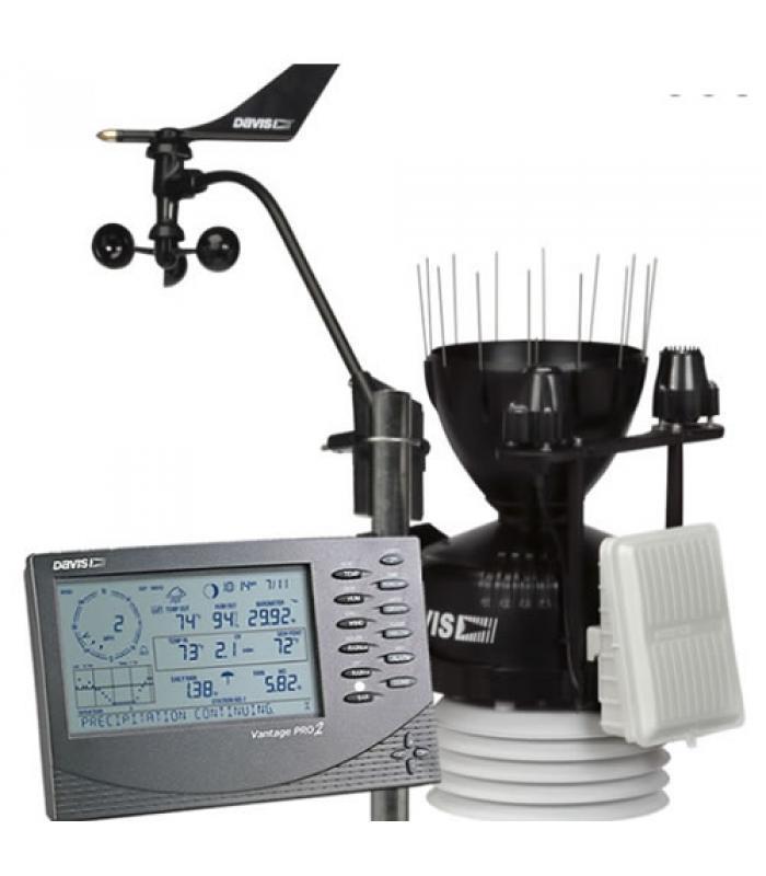 Davis 6162 [6162C] Cabled Vantage Pro2 Plus Weather Station