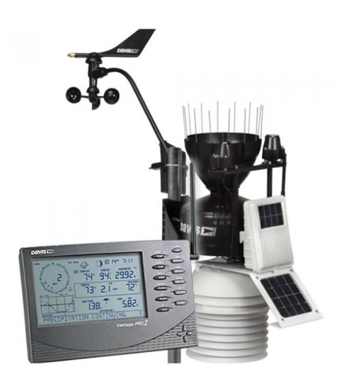 Davis Instruments 6163 [6163] Wireless Vantage Pro2 Plus with Aspirated Radiation Shield