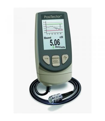 DeFelsko PosiTector 6000-F0S3 [F0S3-E] Ferrrous Coating Thickness Gauge with Advanced Display