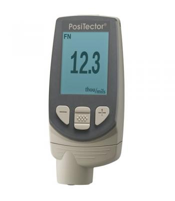 DeFelsko PosiTector 6000-F1 [F1-E] Ferrous Coating Thickness Gauge with Standard Display