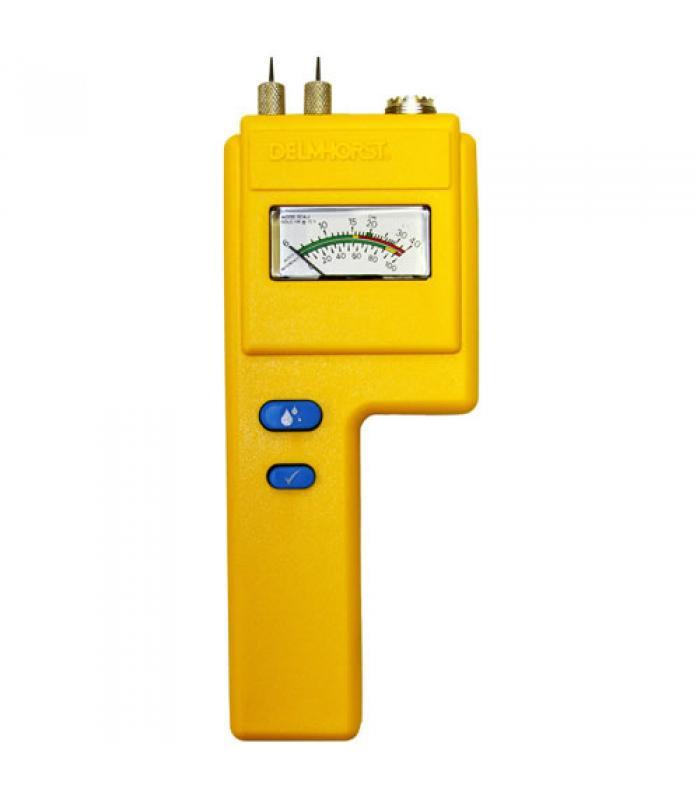 Delmhorst BD-10 [BD-10/EIFS/PKG] Analog Moisture Meter Kit for Home Inspection