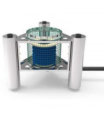 Dragonfly 25K316SSB [25K316SSB] Floating Oil Skimmer Stainless Steel 25000l/h Extra Large Capacity