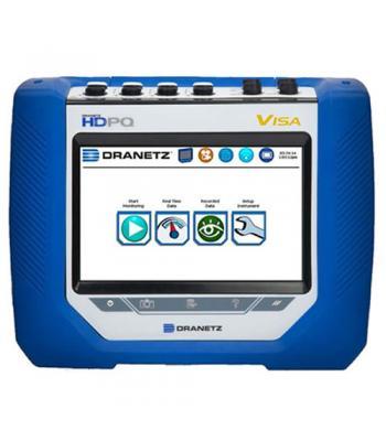 Dranetz HDPQ Visa [HDPQ-VA10PKG] Power Quality Analyzer Kit , 10A
