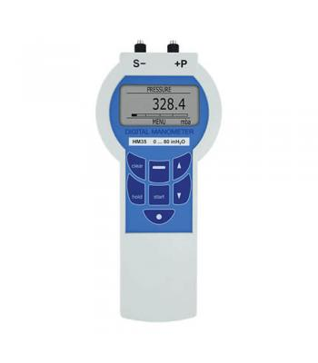 Dwyer HM35 [HM3531GMG310] Love Controls Manometer, 0 to 7.25 psi (Gauge)
