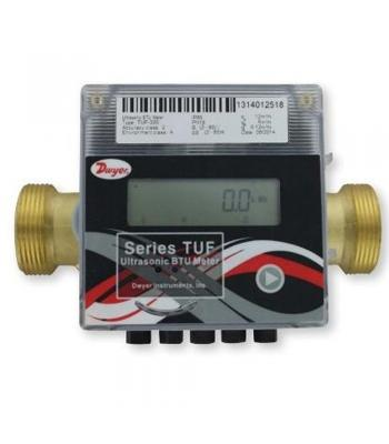 Dwyer TUF Series [TUF-150-MD] Ultrasonic Flowmeter, Modbus, Pipe Size: DN15, Flow: 1.5 m3/h
