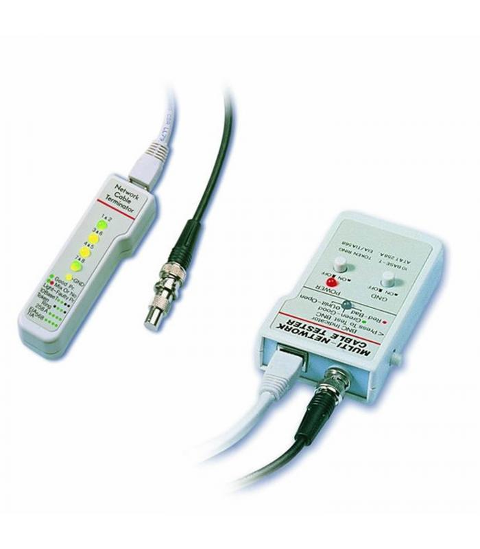 Eclipse Tools 3PK-NT007N [400-001] Multi-Network Cable Tester with Remote
