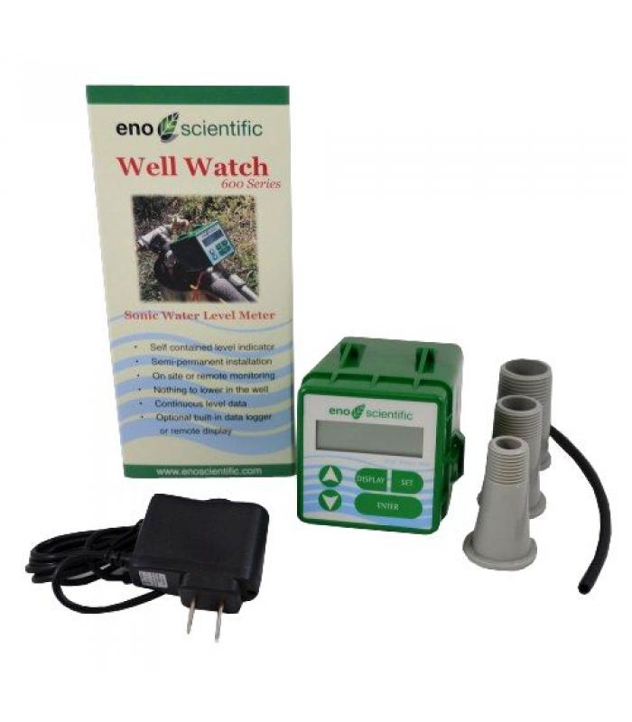 Eno Scientific Well Watch 670 [0670] Water Level Monitor