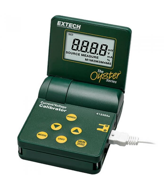 Extech 412355A [412355A] Current and Voltage Calibrator/Meter