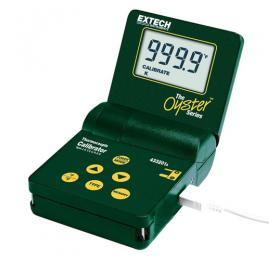 Extech 433201-NIST Multi-Type Calibrator Thermometer with NIST