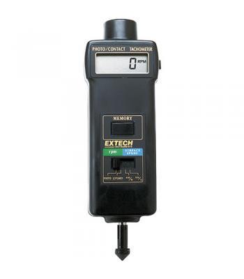 Extech 461895 [461895] Combination Contact/Photo Tachometer