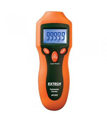 Extech 461920 [461920] Mini Laser Photo Tachometer Counter