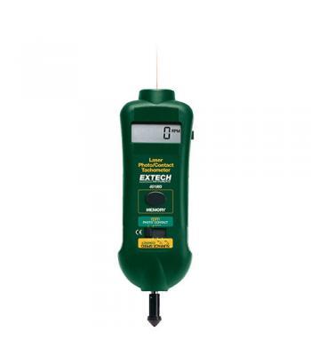 Extech 461995 [461995] Combination Contact/Laser Photo Tachometer