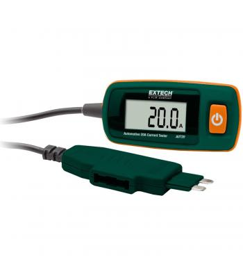 Extech AUT20M [AUT20M] Automotive 20A Current Tester with Mini-Blade Connector