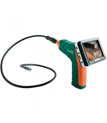 Extech BR-250 [BR250-5] 5.2mm Video Borescope/Wireless Inspection Camera